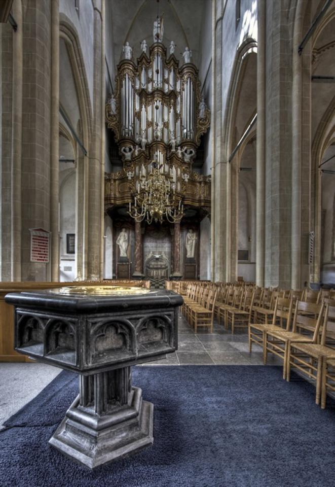 Orgels in de Bovenkerk