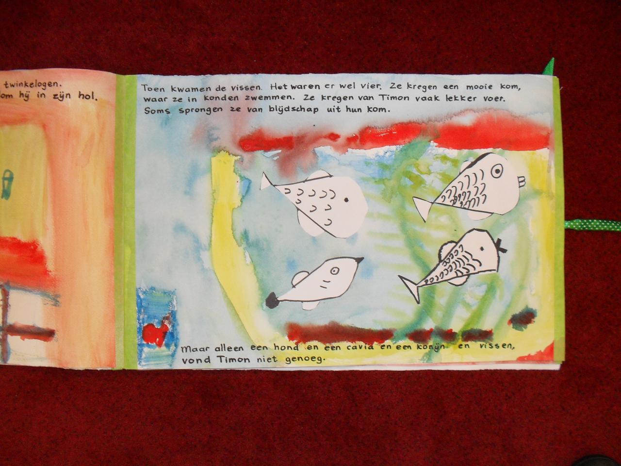 Taal in beeld:  Prentenboek