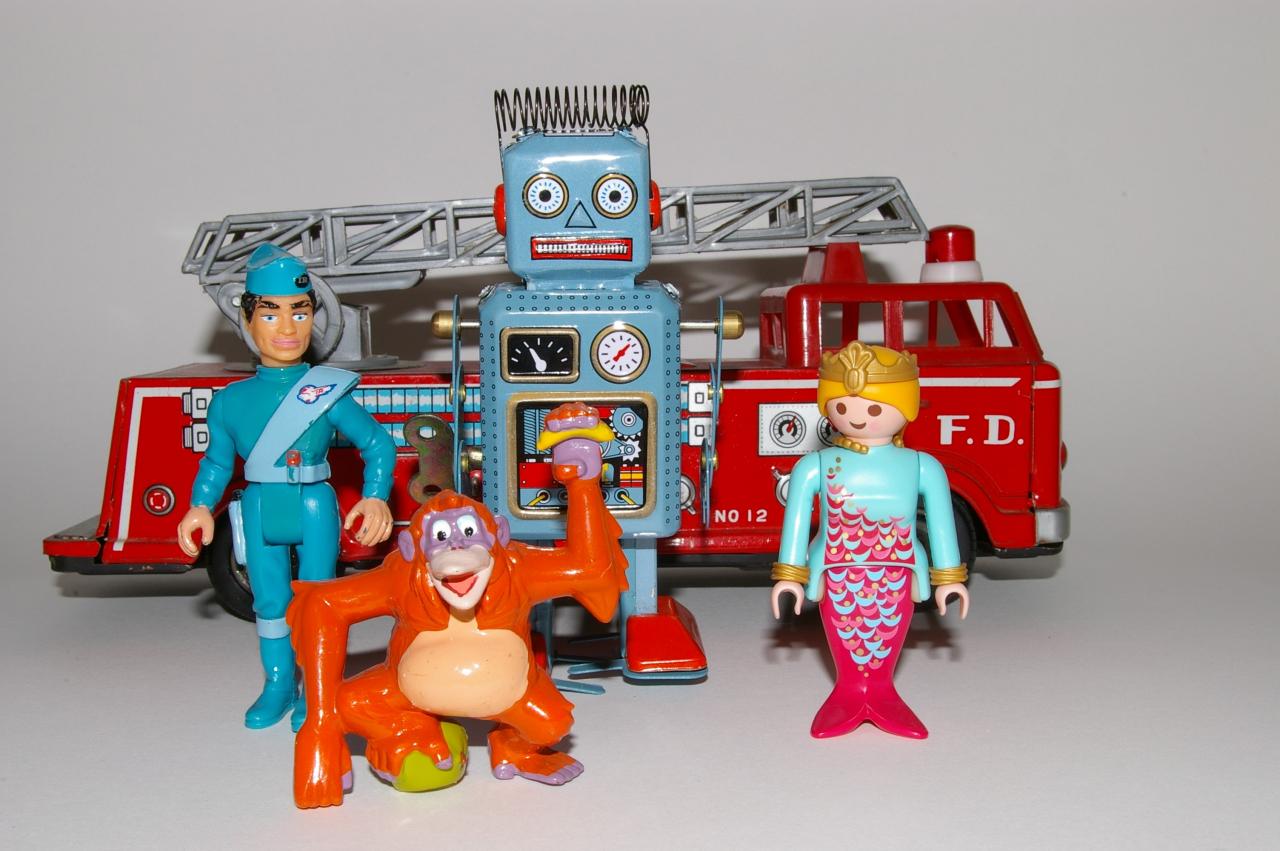 Het Speelgoedkabinet