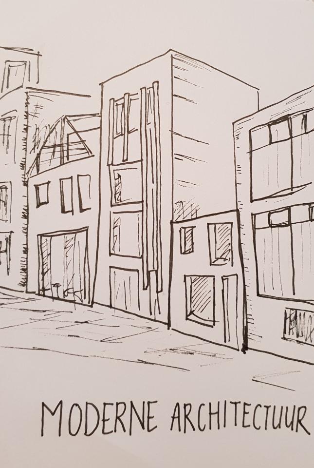 De Stad - Architectuur