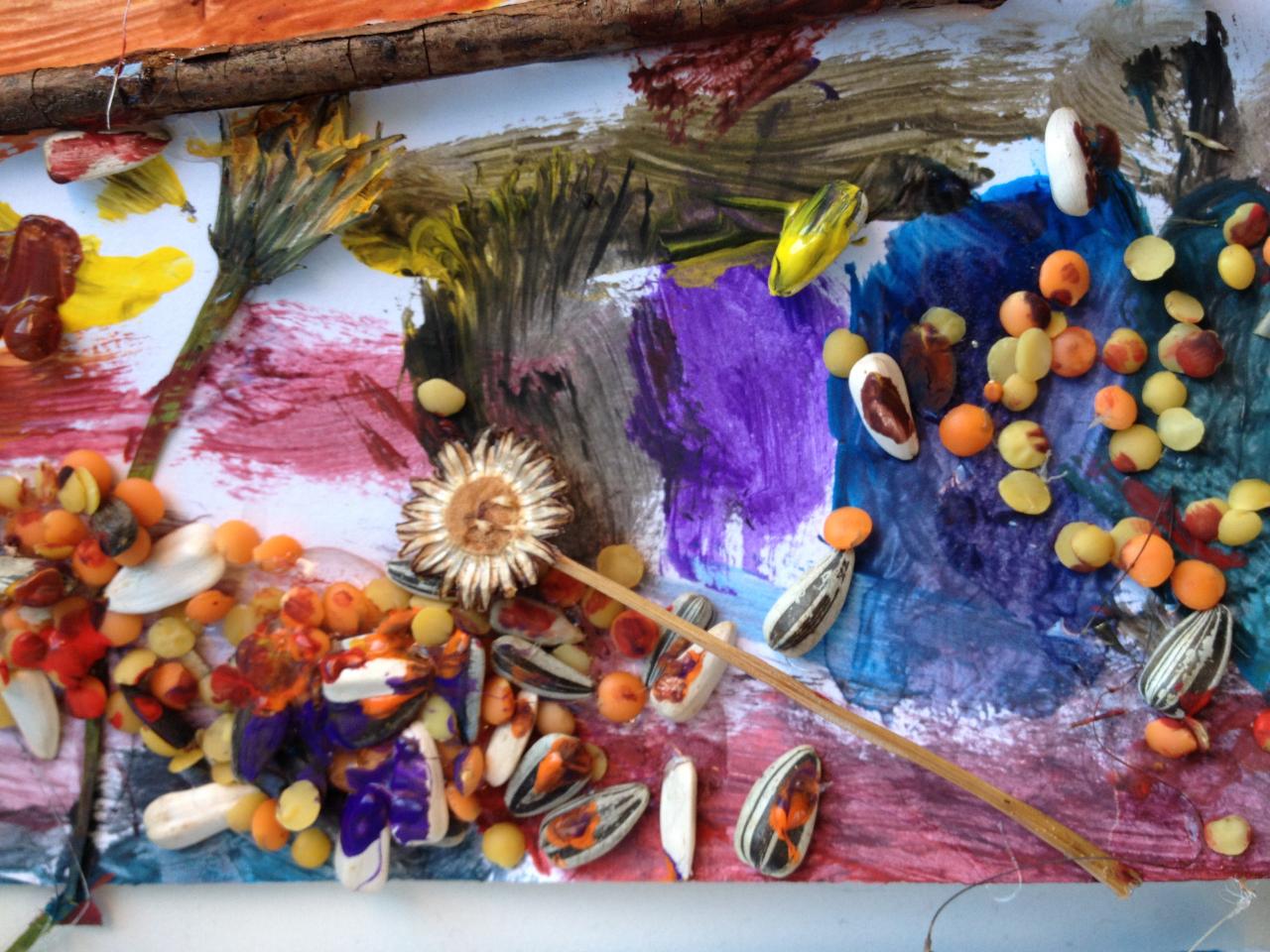 Kunst, zintuigen en natuur